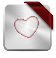 metallischerButton-valentinsherz