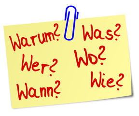 Fragen Post It  #130203-svg01