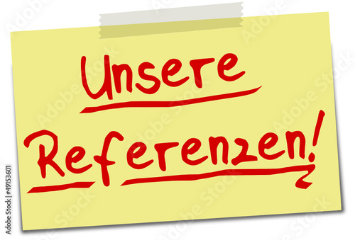 Referenzen Post It  #130203-svg02