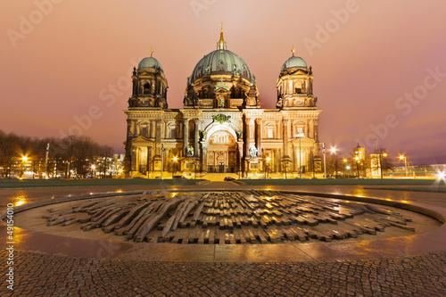 Fototapeta Niemcy - kościół - Starożytna Budowla