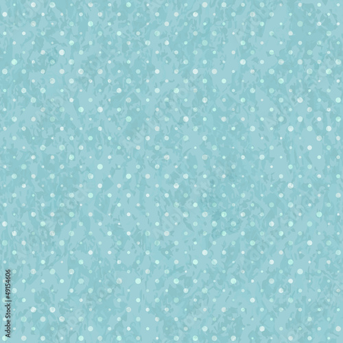 Blue Seamless Polka Dot Old Pattern