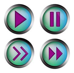 Button music