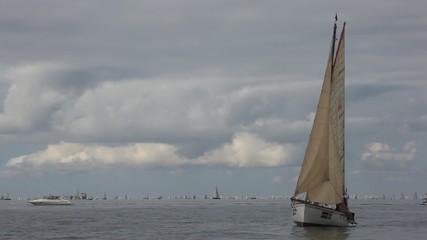 Barcolana regatta 2012, Trieste