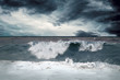 Fototapeten,meer,ozean,sturm,seelandschaft