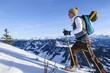 eine Skitour machen
