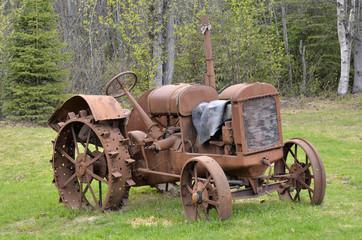 Oldtimer Traktor