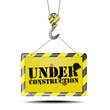 hook under construction