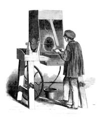 Craftsman/Worker - 19th century