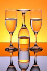Creative glasses - illision- levitation - contrariwise