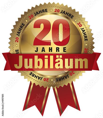 20 Jahre, Jubiläum