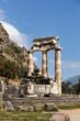 Tholos, Delphi, Greece