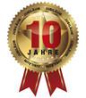10 Jahre - Jubiläum