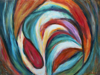 Abstract painting 69