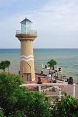 Lighthouse tower, Pattaya city