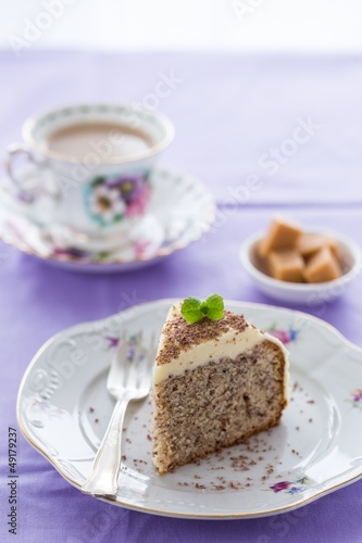 Piece of nut cake