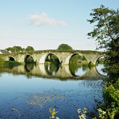 bridge, Bennettsbridge, County Kilkenny, Ireland