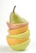 Frutas mezcladas, mix de frutas