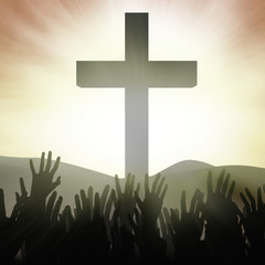 Christian worshippers
