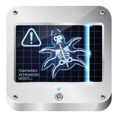 Bug scanner