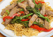 Thai Beef & Broccoli Stirfry with Noodles