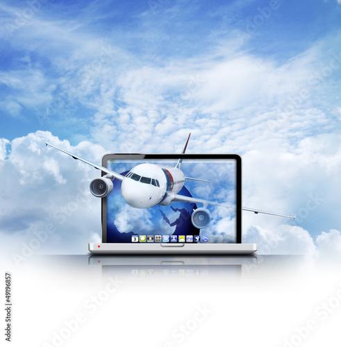 Achat Billet Avion Internet