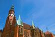 Rathaus - Breslau - Polen