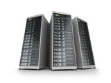 IT server grid