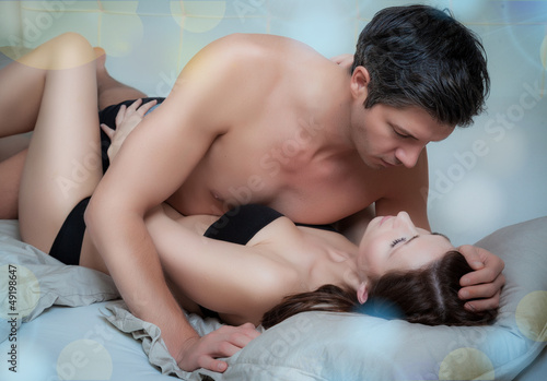 canvas print picture love couple