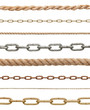 chain rope connection slavery strenght link