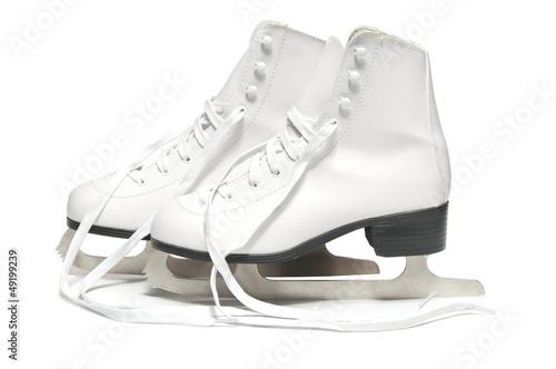 Women`s ice skates - 49199239