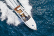 motor boat rio yacht - 49199815