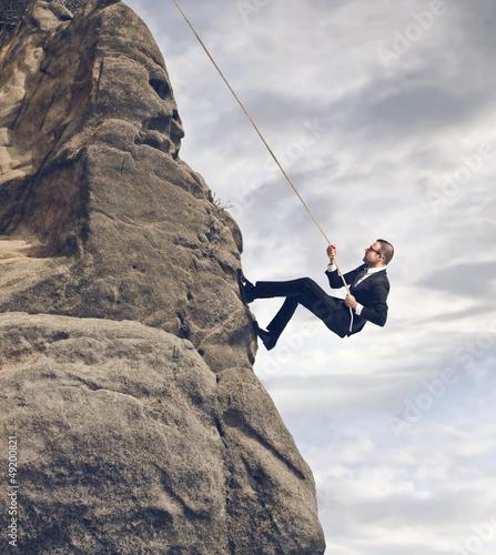 Fototapeten,mann,berg,klettern,steigung