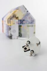 Steigende Energiekosten im Haus