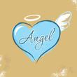 Vintage Christian design – Angel