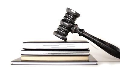 marteau maillet tribunal de justice
