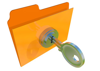 FILE LOCKED WITH PASSWORD - 3D