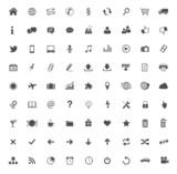 Fototapety Web Icons