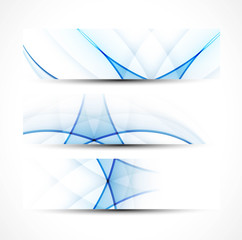 Abstract header wave vector