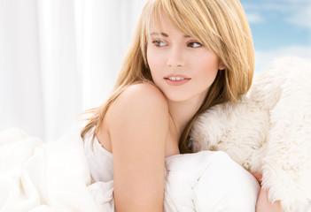 lovely teenage girl