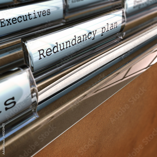 Redundancy Plan, Restructuring a Company