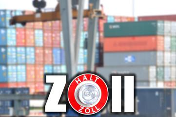 Zollkontrolle Transportwirtschaft