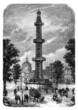 Paris 19th century : a View (Place de Breteuil)