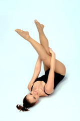girl acrobat