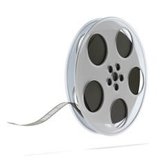 Movie film reel