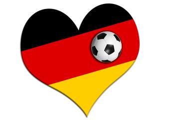 Herz für Deutschland