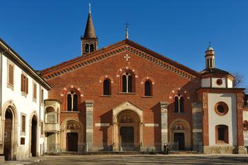 Milano Chiesa di Sant Eustorgio