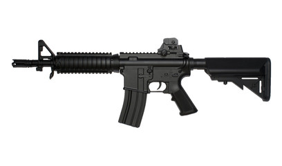 M4 SOPMOD tactical assault rifle, airsoft replica