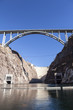 Historic Hoover Dam and It's Newly Opened Bypass Bridge