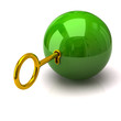 Gren sphere and golden key