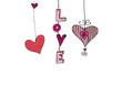 Zwei Herzen und Love